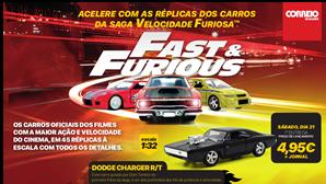 Coleção de carros Fast&Furious