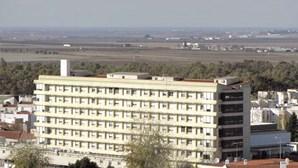 Sobe para 30 o número de infetados com Covid-19 em surto no hospital de Beja