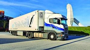Camionista que veio de Itália causa alarme
