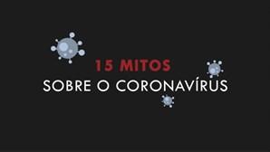 Há muitos conselhos falsos para prevenir e combater o coronavírus. O CM revela-lhe 15