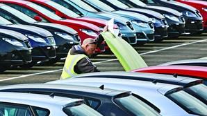 Vendas de carros caem 7,4% na Europa