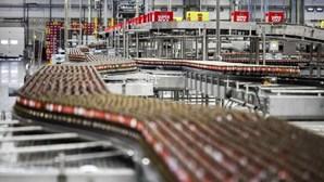 Trabalhadores da Super Bock convocam greve de cinco dias para agosto