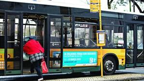 Lotação máxima de transportes públicos reduzida a um terço