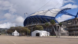 Algarve abre centro de rastreio de coronavírus  junto ao Estádio do Algarve
