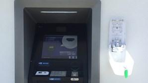 Roubam desinfectantes das caixas de multibanco em Vila do Conde