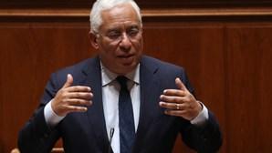"""António Costa quer """"dinheiro novo já"""" da União Europeia e pede emissão conjunta de dívida"""