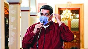 EUA dão 15 milhões pela prisão de Nicolas Maduro