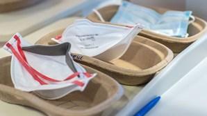 30 mil máscaras começam hoje a ser distribuídas pelos bombeiros para combate ao coronavírus