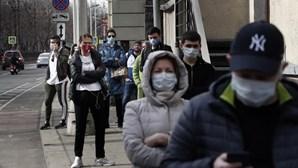 Rússia ultrapassa 200 mil casos de covid-19 e é epicentro europeu de pandemia