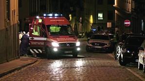 Operação de evacuação do lar de Vila Real durou mais de oito horas e só terminou às 05h00