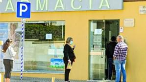 Coronavírus obriga a encerrar duas farmácias em Vila Nova de Gaia e Bragança
