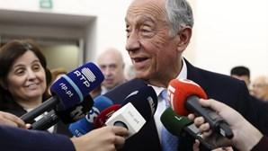 """Marcelo pede contenção nos fins de semana e Páscoa mas deixa recado: """"Economia não fechou portas. Há que trabalhar"""""""
