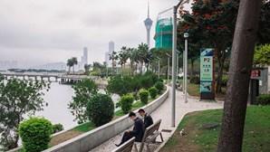 Macau emite sinal 9 para pior tempestade do ano