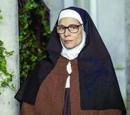 Brasileira Sónia Braga interpreta a irmã Lúcia