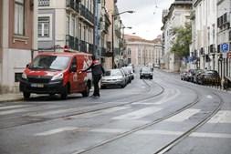 Lisboa está vazia. Ao segundo dia do Estado de Emergência, é este o cenário na capital do País