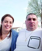 Carla Barbosa e Jorge Branco viviam juntos há cerca de 15 anos