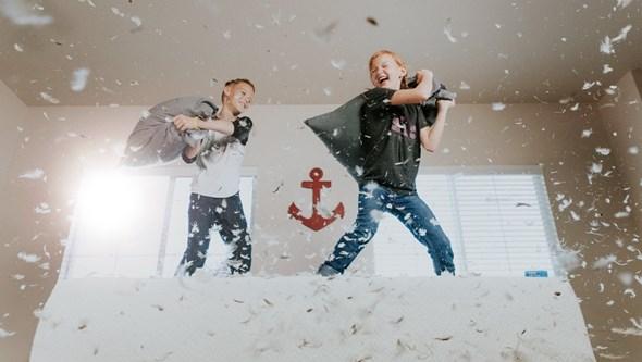 Já esgotou todas as ideias para entreter as crianças em casa? Veja aqui mais sugestões para 'enfrentar' a quarentena