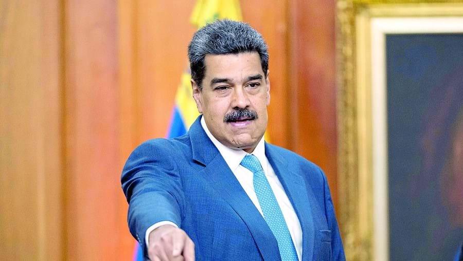 Nicolás Maduro exortou as venezuelanas a terem mais filhos