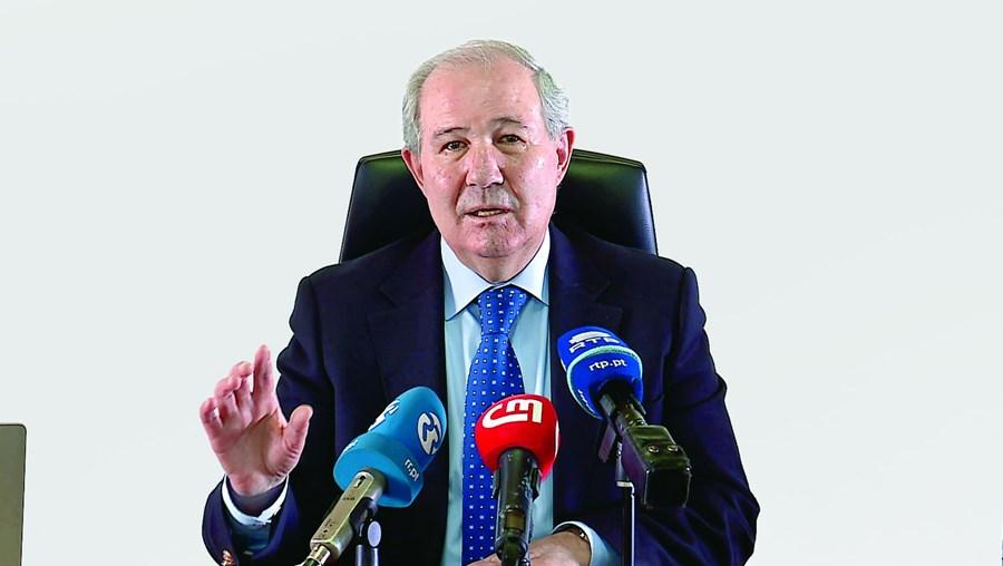 Presidente  do Supremo Tribunal, Joaquim Piçarra,  fez uma explicação sobre a forma de distribuição de processos