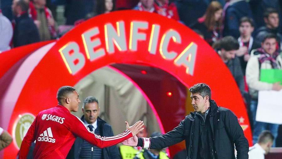 Vinícius tem sido o avançado mais vezes chamado ao onze pelo treinador dos encarnados, Bruno Lage