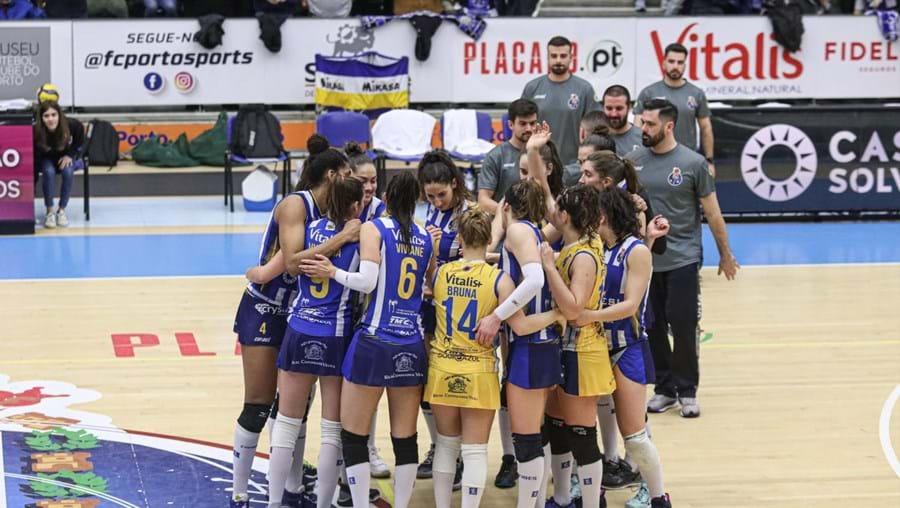 Voleibol feminino do FC Porto