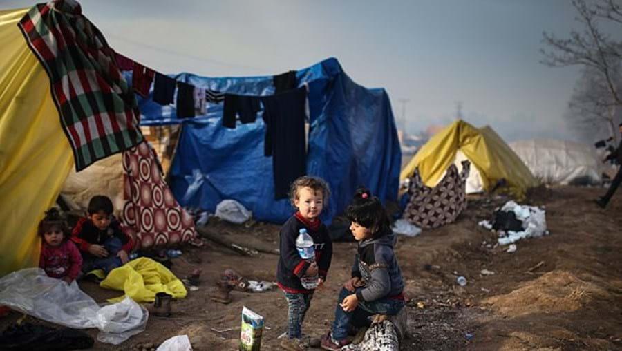 1.500 crianças migrantes atualmente retidas nas ilhas gregas