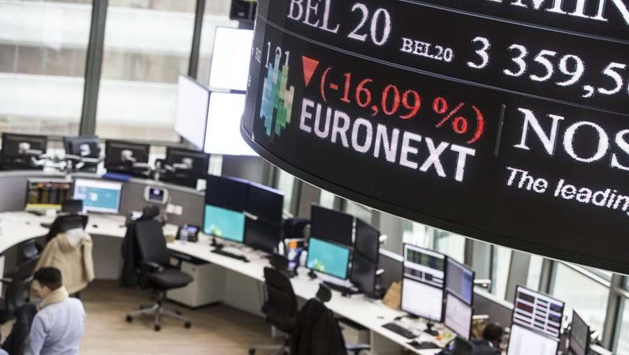 bolsas mercados Europa euronext