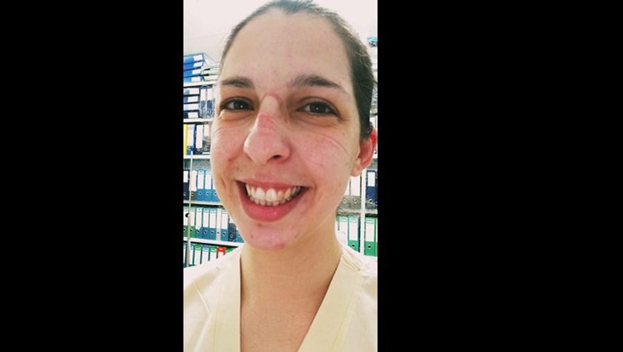 Suse é mãe de dois filhos e enfermeira num hospital de Lisboa