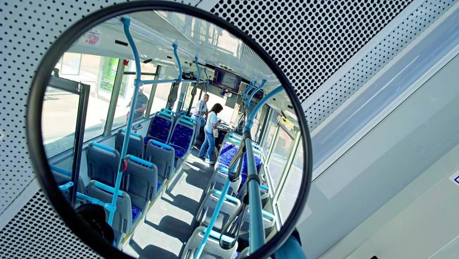 Transportes coletivos registaram uma quebra expressiva no número de utentes