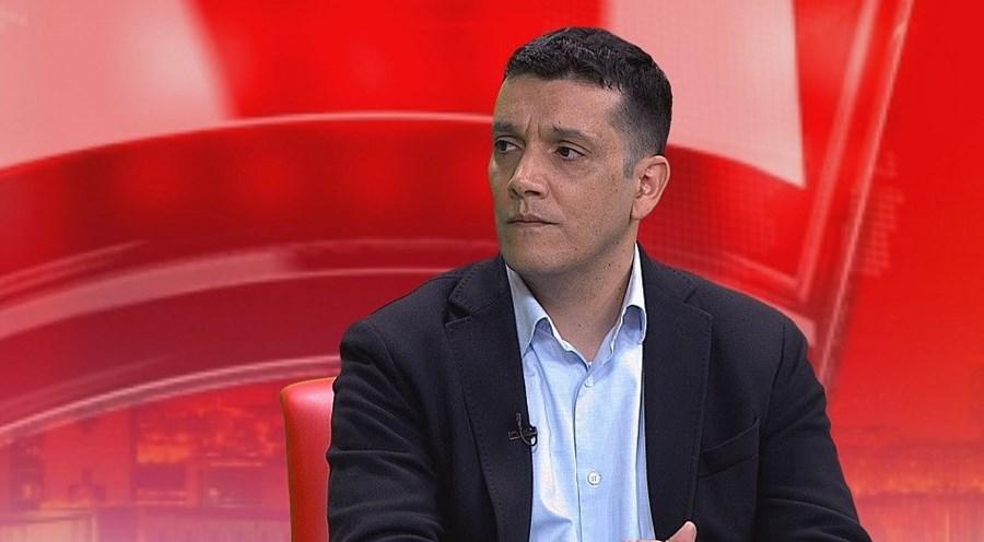 António Joaquim na CMTV