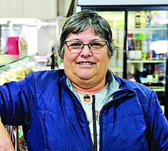 Isabel Ferreira queixa-se de que a água mal dá para tomar banho