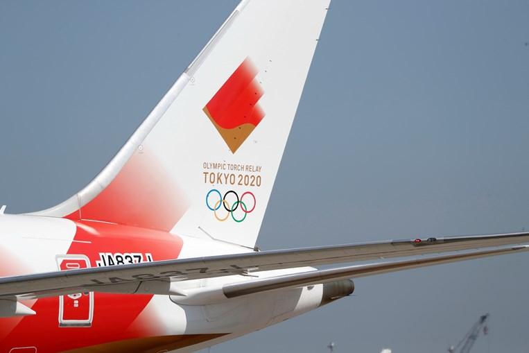 Avião que vai transportar chama olímpica para o Japão parte hoje para a Grécia