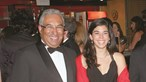 Filha de António Costa obrigada a adiar enlace