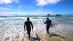 Surf autorizado nas praias de Oeiras quando praticado individualmente