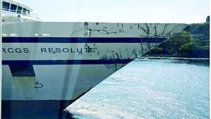 Paquete acusado de afundar patrulha costeiro da Armada venezuelana