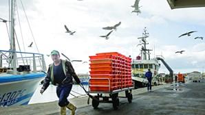 Pesca suspensa ao fim de semana