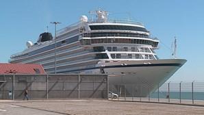 Porto de Lisboa com protocolo de segurança para receber cruzeiros
