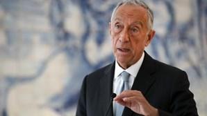 """Situação de contingência imposta pelo Governo visa """"prevenir portugueses"""", diz Marcelo Rebelo de Sousa"""