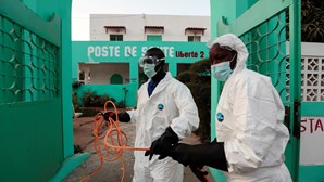 África regista 310 mortos e mais de cinco mil casos de coronavírus em 24 horas