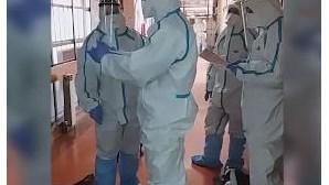 Marinha Portuguesa realiza ação de descontaminação em Centro de Apoio Social de Oeiras