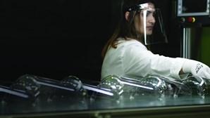 Indústria muda produção para ajudar na 'guerra' contra o coronavírus