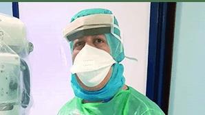 Técnicos de saúde são os mais infetados com coronavírus