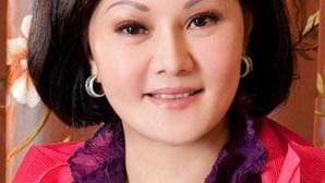 Ming Chu Hsu, a milionária chinesa que doou quatro milhões de euros em equipamento médico a Portugal