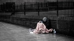 Portugal terá mais de 7 mil pessoas sem-abrigo, a maioria em Lisboa e no Porto