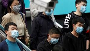 China sem registo de qualquer morte por coronavírus nas últimas 24 horas