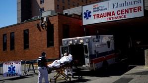 Mais de 10.000 mortos nos EUA desde o início da pandemia de coronavírus