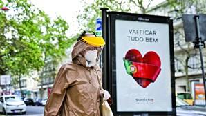 Portugal bate novo recorde de mortos de Covid-19: 167 óbitos e 6702 infetados