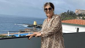 Mãe de Cristiano Ronaldo isolada na Madeira com saúde frágil