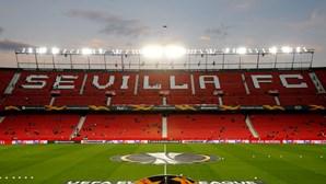Sevilha FC chega a acordo com plantel e avança para 'lay-off'