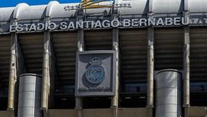 Plantel do Real Madrid concorda com redução salarial entre 10 e 20% devido ao coronavírus